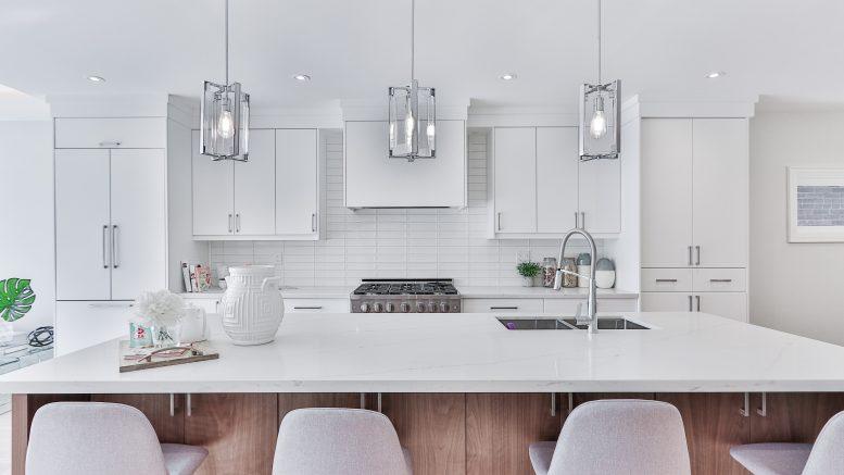 Faites vous livrer votre cuisine en 5 jours !